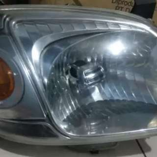 head lamp mazda bt