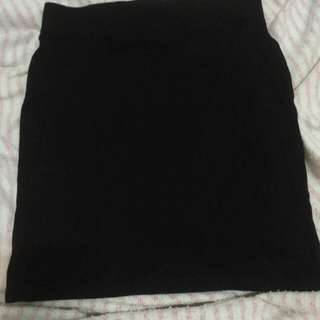 H&M Short Jersey Skirt