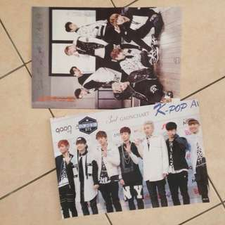 [WTS FAST!!] BTS Posters