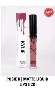 [KYLIE] Matte Liquid Lipstick Single in Posie K