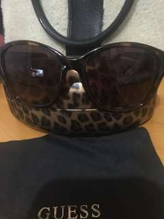 Original guess shades never used