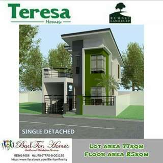 3 bedroom house and lot in Batangas