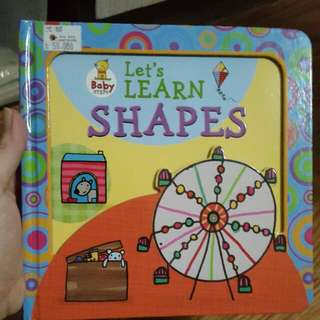 Shapes - BBW Book