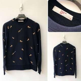 8 Second Men's Sweater