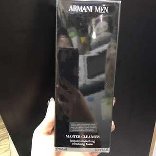 全新-Giorgio Armani 男士洗面膏