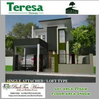 2 bedroom house and lot in Batangas