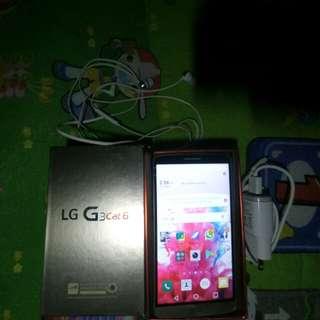 LG G3 Cat.6 (F460S) Gold