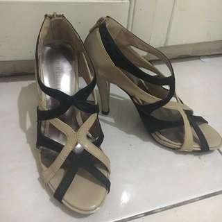 Strappy Heels