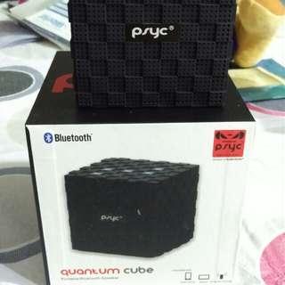Psyc Portable Bluetooth Speaker