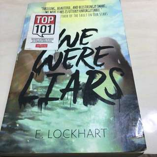 We Were Liars : E. Lockhart