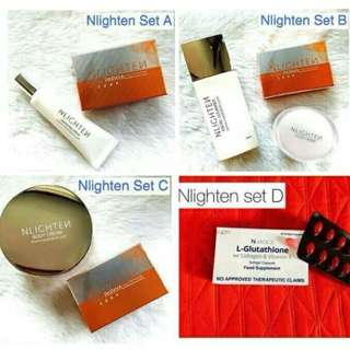 NLIGHTEN SKIN CARE SET