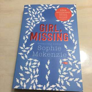 Girl, Missing : Sophie Mckenzie