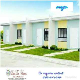 1 bedroom house and lot in Calamba Laguna