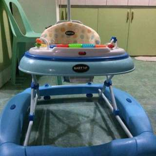 Baby 1st stroller, sligthly used
