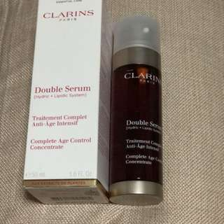 Clarins double serum AUTHENTIC