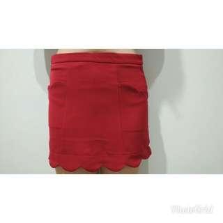 Highwaist Short Mini Skirt