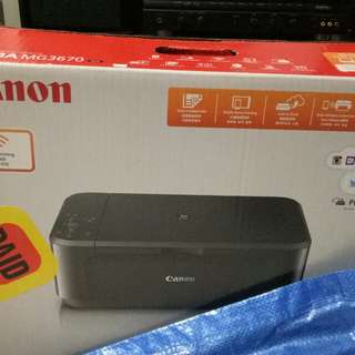 Canon Wiress Printer $65nego