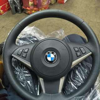 bmw e60 Steering