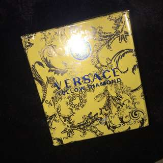 AUTHENTIC VERSACE YELLOW DIAMOND