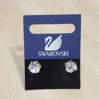 Swarovski Crystal Earrings 施華洛世奇水晶耳環