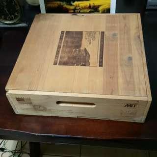 美國製木箱