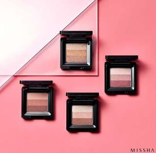 [INSTOCKS] MISSHA Triple Shadow Eyeshadow