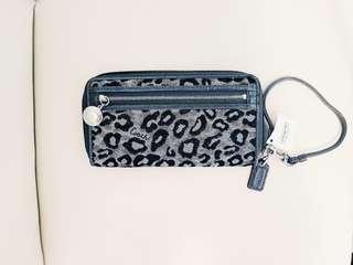 Coach Wallet clutch/wristlet