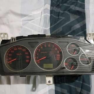 Evo 8 Speedometer