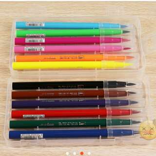 Brush Pen(12 in 1)