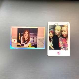 Twice Photocard 小卡