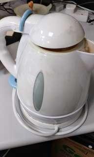 環保價 電水煲 送玻璃茶杯