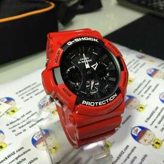 Model: GA-201RD | Ducati Red