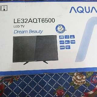 TV LED AQUA SANYO 32 Inc Seri Le32AQT6500 USB MOVIE