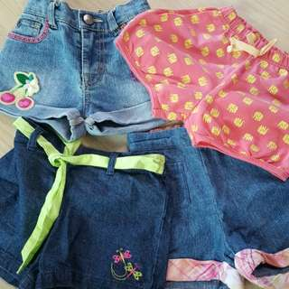 Girls Pants