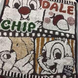 Chip n dale毛巾