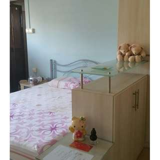 For 1 female..Cheap Master room (share) for Rent  (Choa Chu Kang )