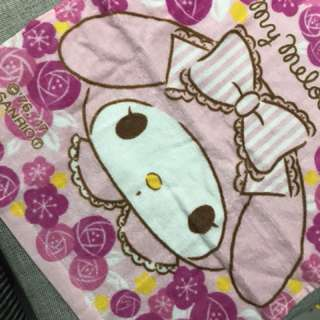 My melody 毛巾