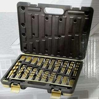 Titanium Drill Set