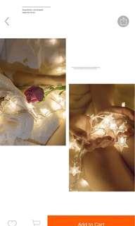 LED stars deco lights