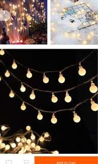 LED round Decoration light