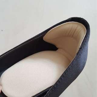 Shoe padding heel to sole (Model 4)