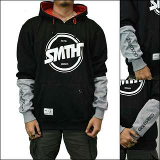 Jacket smooth think comby