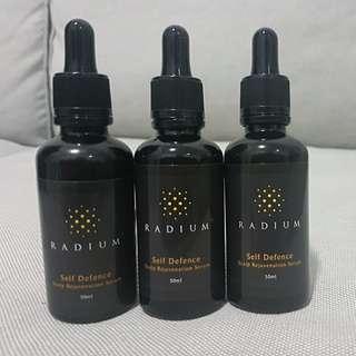 Brand New Radium Self Defense Scalp Rejuvenation Serum