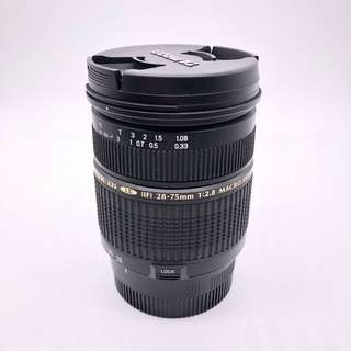 NEW Tamron SP AF 28-75mm f2.8 XR Di LD ASPH (IF) Macro Lens (Sony A / Minolta AFD Mount)