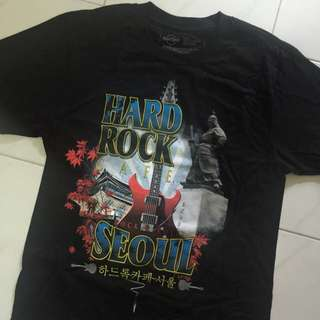 Hardrock Seoul Tee