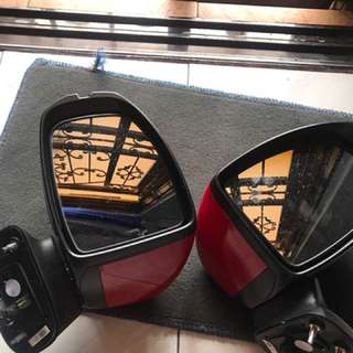 Side mirror Honda jazz gk E spec