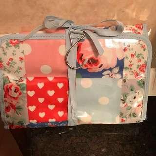 Cosmetic & Washroom bag 2