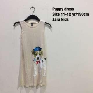 Puppy dress