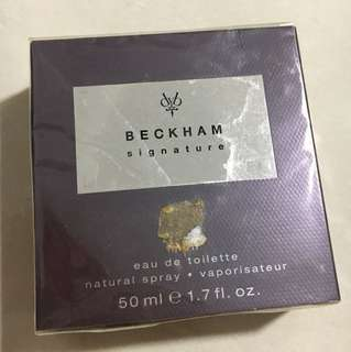Men's perfume - Beckham Signature