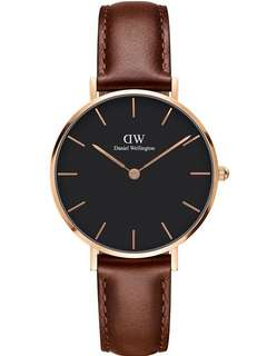 Daniel Wellington 32mm black petite st Maves